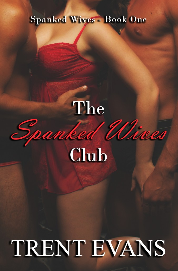 Cover -- The Spanked Wives Club